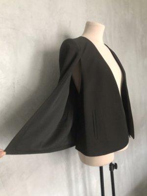 Fillity Blazer unisexe noir polyester