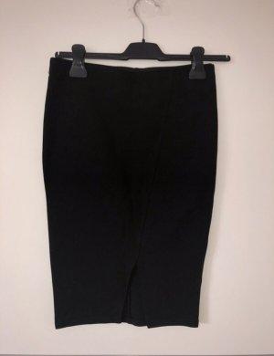 Gina Tricot Ołówkowa spódnica czarny