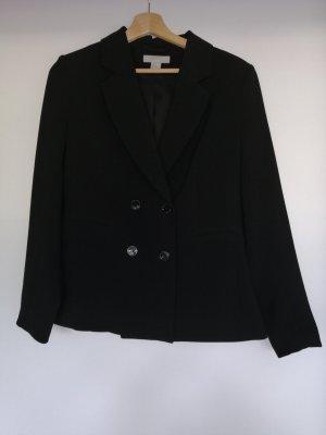 schwarzer H&M Blazer Gr. 40