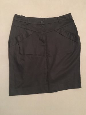Vero Moda High Waist Skirt black