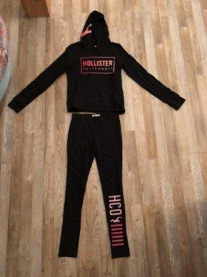 Hollister Ensemble en jersey noir-or rose