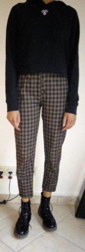 Tally Weijl Capuchon sweater wit-zwart