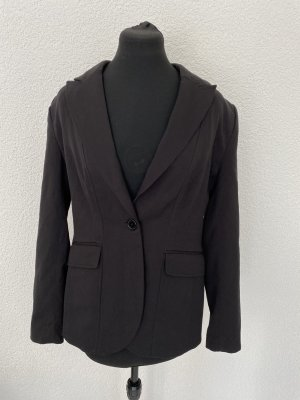 Class International Tailleur-pantalon noir polyester
