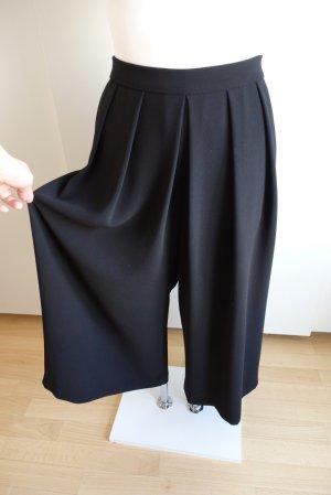 L.k. bennett Pantalone culotte nero Poliestere