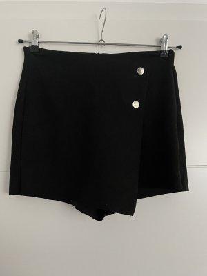 Schwarzer Hosenrock von Zara in S
