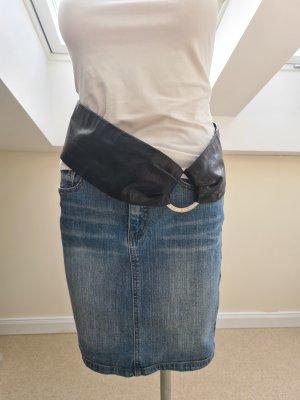 Hugo Boss Cinturón pélvico negro
