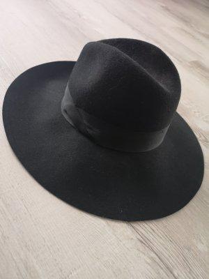 H&M Wollen hoed zwart Wol