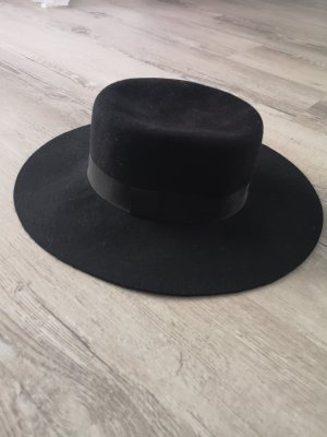 H&M Divided Chapeau de cow-boy noir