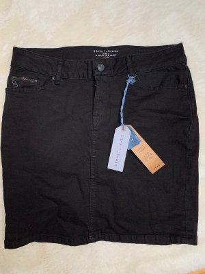 Esprit Denim Skirt black