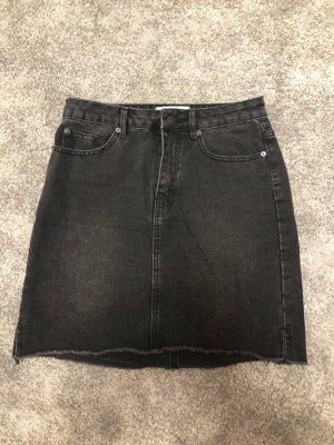 New Look Gonna di jeans nero