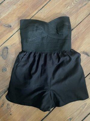 Forever 21 Sukienka gorsetowa czarny