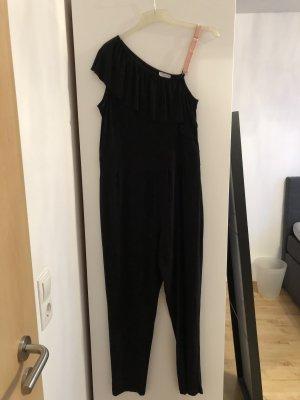 Canda Premium Langer Jumpsuit black