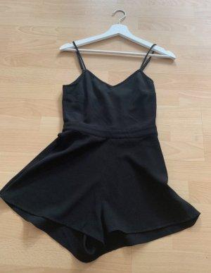 H&M Falda pantalón negro