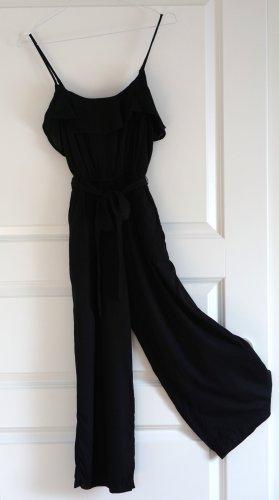 Abercrombie & Fitch Jumpsuit zwart Viscose