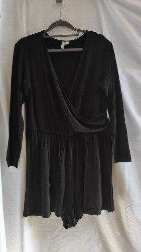 schwarzer Jumpsuit von Asos