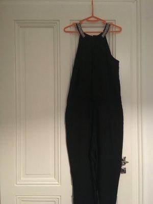schwarzer Jumpsuit von S.Oliver