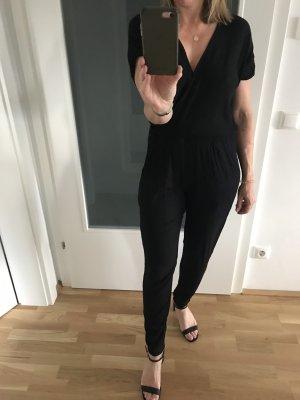 Schwarzer Jumpsuit von Velvet, 36