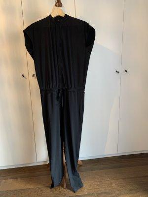 Schwarzer Jumpsuit von Vince