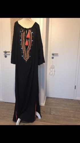 Caftan multicolored cotton
