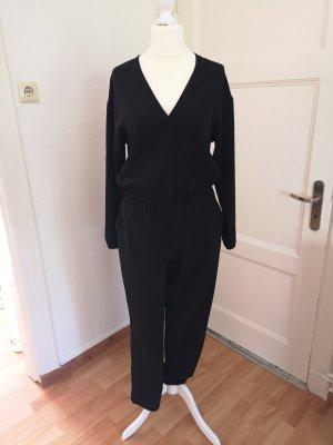 Schwarzer langer Jumpsuit H&M 40 L