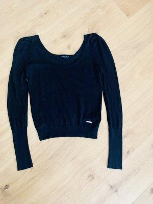 Schwarzer Maglia Pullover/ Sweater v Calliope Gr. 38/M