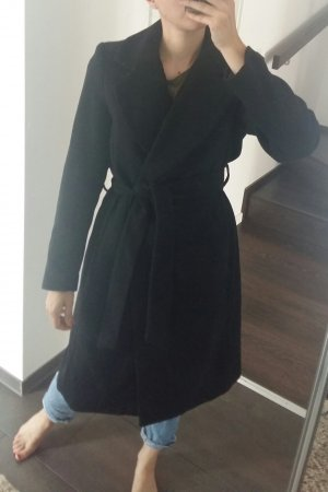 H&M Manteau long noir