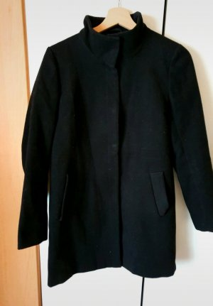 Atmosphere Robe manteau noir