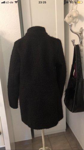 Esmara Fleece jas zwart