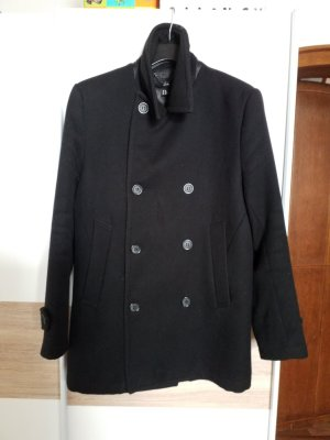 H&M Coat Dress black