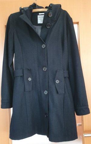 Multiblu Hooded Coat black