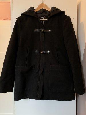 New Yorker Duffel Coat black