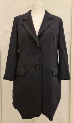 schwarzer Mantel FS