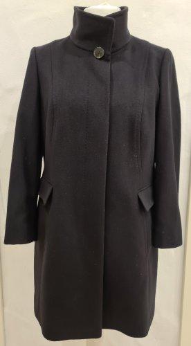Fuchs Schmitt Heavy Pea Coat black-anthracite