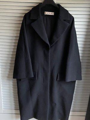 Marni Manteau en laine noir
