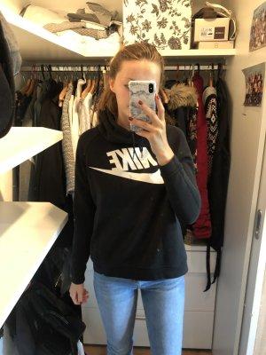 Schwarzer Nike Pulli