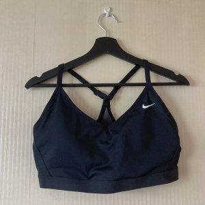 Schwarzer Nike Sport BH