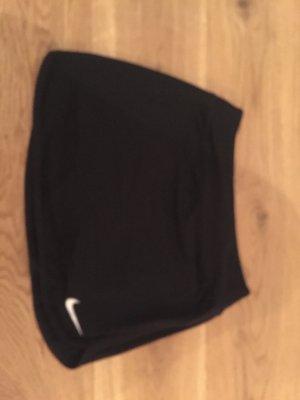 Schwarzer Nike-Tennisrock Dri-Fit-Material (Gr. XS)