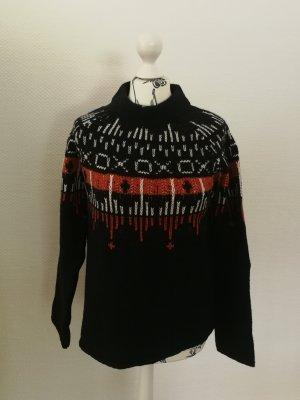 Lanius Norwegian Sweater multicolored