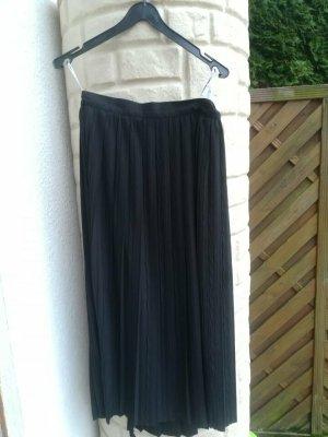 Tuzzi Pleated Skirt black polyester