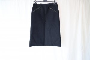 Prada Jupe taille haute noir