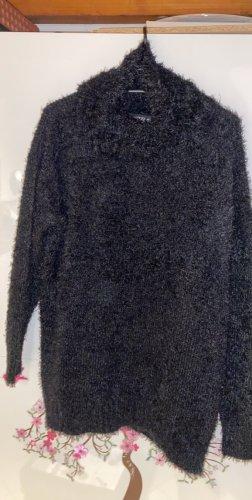 Janina Pull en laine noir