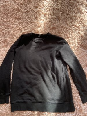 SMOG Maglione lungo nero