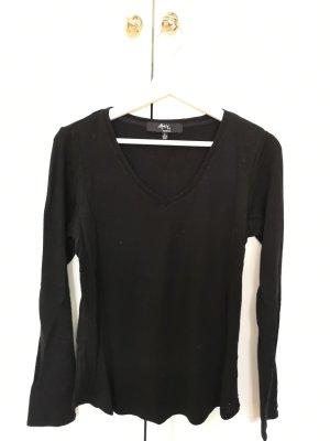 Pull en laine noir