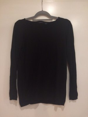 Schwarzer Pullover, NEU, esmara, Gr. L, 44/46