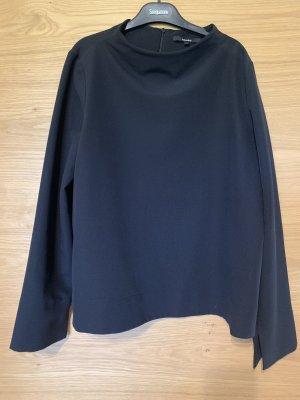 Opus Long Sleeve Blouse black