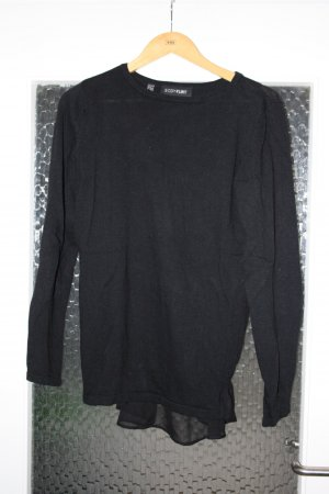Bodyflirt Oversized Sweater black