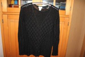 Schwarzer Pullover von Elegance; ungetragen!