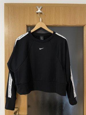Schwarzer Pullover von Nike