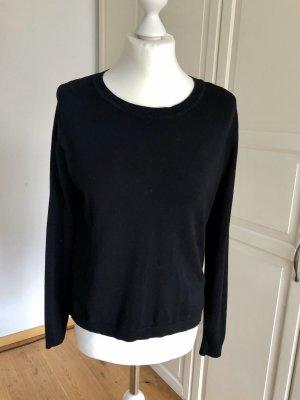 Schwarzer Pullover von Only M