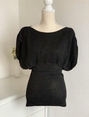 Orsay Sweater met korte mouwen zwart
